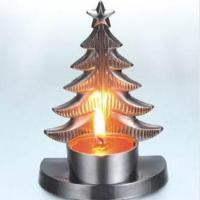 Buy cheap christmas tealight holder , candle holder, table decoration, christmas gifts from wholesalers