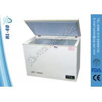 Wholesale - 40 ℃ Hospital Low Temp Horizontal Medcial Refrigerator laboratory Freezr from china suppliers