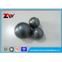 Wholesale VEGA Casting Media Grinding Balls For Mining / Cement Plants HS 732611 from china suppliers