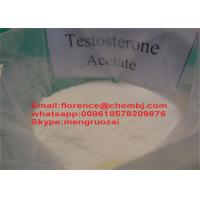 Anabolic Testosterone Steroids Testosterone Acetate / Test Ace Pharmaceutical Source
