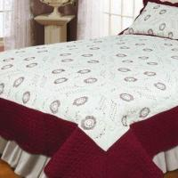 Wholesale Microfiber Quilts, Made of 100% Cotton, Available with Printing Technique from china suppliers