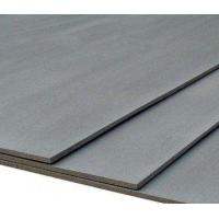 Wholesale Dark Grey 100% Non Asbestos Fibre Cement Board Reinforced 4-25mm Fire Proof from china suppliers