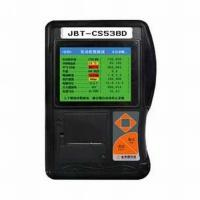 Quality Portable Universal Auto Diagnostic Scanner with Built In Printers JBT-CS538D for sale