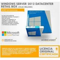 Wholesale Windows server standard 2012 retail box server 2008 R2 SQL product 5 user 10 client from china suppliers