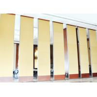 Wholesale Modernized Acoustic Soundproof Movable Partition Wall For Meeting Room from china suppliers