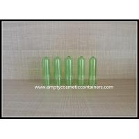 Wholesale 9g Green PET Bottle Preform Plastic Injection Molding Customized from china suppliers