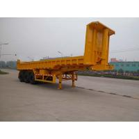 Wholesale 3 axles tipper semi-trailer from china suppliers