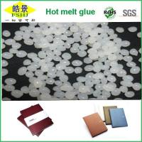 Wholesale Non Toxic High Temperature Glue Hot Melt Chips With Softening Point 89 ± 5℃ from china suppliers