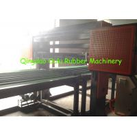 Wholesale Automatic Continuous Rubber Foam Pipe Cutting Machine PLC Control from china suppliers