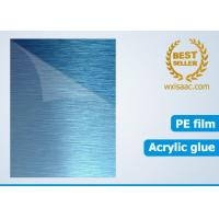 Wholesale Protective film for brushed stainless steel No. 4 finish HOT SALE from china suppliers