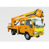 Wholesale 18.3m Operating Height Boom Lift Truck 200kg Rated Lood XZJ5068JGK from china suppliers