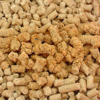 Buy cheap 100% Nature Eco-friendly 6 mm or 8 mm Diameter Pine Wood Cat Litter from wholesalers