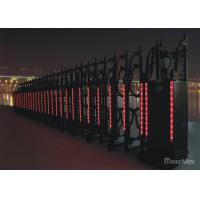 Wholesale Neon Tube Remote Control Automatic Electric Entrance Gates , Dynamic Lighting Effects from china suppliers