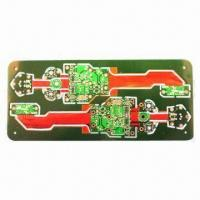 Buy cheap Rigid-flex Board with 6-layered and ENIG Surface Finish from wholesalers