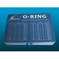 Wholesale Viton O-Ring Kits, O-Ring Box  Approved AS568 Standard  With 30 Sizes 386 PCS O-Rings Tn One Kit from china suppliers
