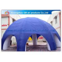 Wholesale 10m Diameter 6 Legs Inflatable Air Tent Party Dome Tent With Air Blower from china suppliers