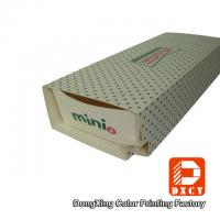 Wholesale Rectangular Drawer Type Recycled Paper Food Packaging Boxes Durable For Snack from china suppliers