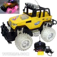 Wholesale Car Model - 1: 18 R/C Car with 6 Channel, Lights and Music (RCC67262) from china suppliers