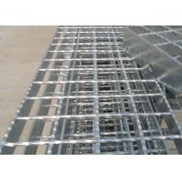 Wholesale Galvanised Flat Bar Serrated Steel Grating Platform Steel Floor Grating from china suppliers