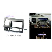 Wholesale Fascia for HONDA Civic Sedan Facia CD Dash Trim Installa Kit from china suppliers