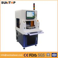 Wholesale Europe standard design fiber laser marking machine full enclosed type from china suppliers