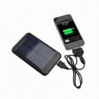 Wholesale External Battery Charger with 12,000mAh Capacity, 5V to 1A Input Voltage from china suppliers