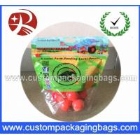 Wholesale Vegetables / Fruit Packaging Bags Air Holes Plastic for Storage from china suppliers