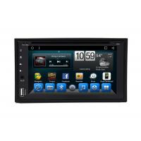 Wholesale Universal 6.2 Double Din Stereo Radio Android Car Navigation Multimedia Player from china suppliers