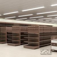 Wholesale supermarket rack shelving /shop racks from china suppliers