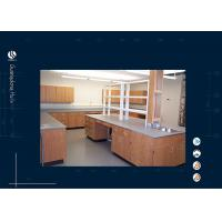 Wholesale Wood Material Laboratory Workbench Modular Laboratory Furnitue from china suppliers
