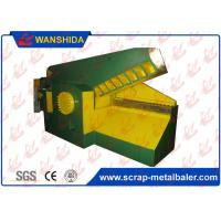 Buy cheap Metal Hydraulic Alligator Shear For Scrap Pipes Different Shape Steel Waste in Metal Recycling Plant from wholesalers