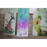 Quality Flatbed glass uv printer with 3D effect,for wood,ceramic,metal,leather printer for sale
