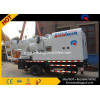 Wholesale Flexible Concrete Mixer Pump Truck S Pipe Valve 5.5kw Hoist Motor from china suppliers