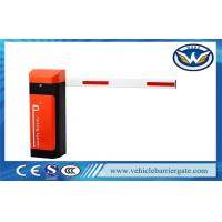 Wholesale AC220V / 110V Traffic Barrier Gate Security Parking Boom Gate from china suppliers