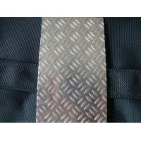 Wholesale 3003 Aluminum Alloy checkered Plate for pressure pipes and vessels from china suppliers