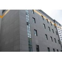 Wholesale Exterior Wall Compressed Fibre Cement Sheet Cladding , Fiber Cement House Siding Board from china suppliers