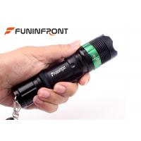 Wholesale Outdoor XML-T6 Long Lasting Led Flashlight, Tactical Led Torch Handheld Adjustable For Camping from china suppliers