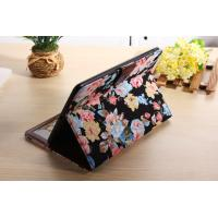 Wholesale Flower Leather Case For Ipad Air Tablet With Card Slots Protective Case from china suppliers
