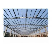 Wholesale Long Length / Single Span Industrial Steel Buildings / Workshop / Warehouse With Large Space from china suppliers