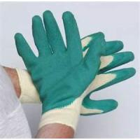 Wholesale M 7 guage durable smooth colorful disposable cotton working gloves from china suppliers