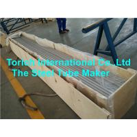 Quality GB13296 -1991 High Pressure Precision Steel Tube For Boiler / Heat Exchangers for sale