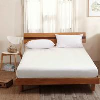 Wholesale Waterproof Bed Mattress Protector Mattress Cover  Laminated With TPU from china suppliers