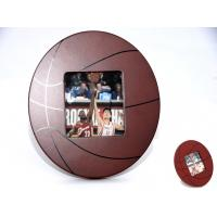 Wholesale Basketball like photo frame or Picture frame 3*3'' from china suppliers