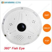 Wholesale Digital PTZ Free CMS 360 degree Panoramic IP 5MP CCTV Camera from china suppliers