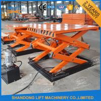Wholesale Small Stationary Hydraulic Scissor Lift Elevator Electric Scissor Lift Table from china suppliers