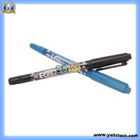 Wholesale 2PCS Tattoo Skin Marker Piercing Marking Scribe Dual-Tip Pen -H00987 from china suppliers