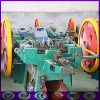 Wholesale ChinaZ94-1C 9-25mm length Wire Nail Making Machine with best price from china suppliers