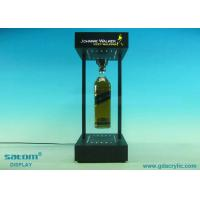 Wholesale Top Pull Floating Magnetic Floating Bottle Display , Free Logo Design Provided from china suppliers