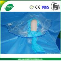Wholesale EO Sterile Surgical Disposable Knee Arthroscopy Drape with Fluid Control Pouch from china suppliers