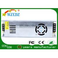 Wholesale Ultra Slim Constant Voltage LED Power Supply , 360W Centralized Power Supplies from china suppliers